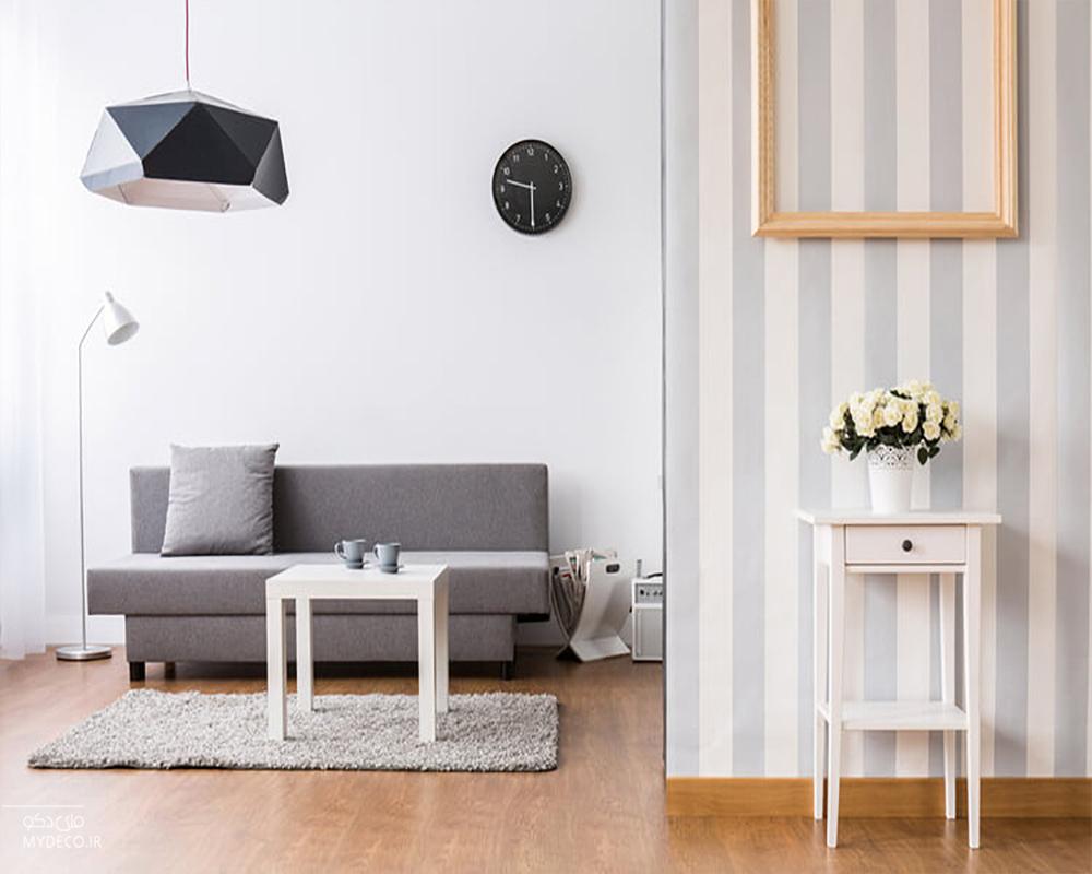 کاربرد کاغذ دیواری در دکوراسیون منزل