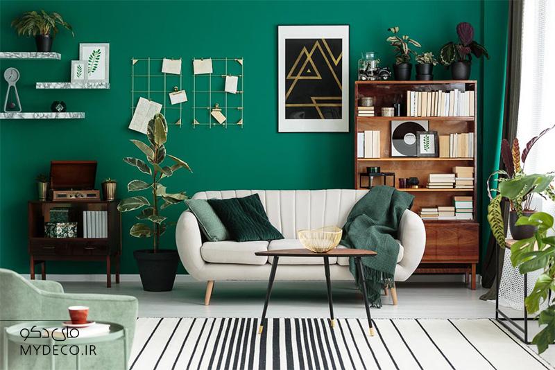 تاثیر رنگ در معماری و طراحی دکوراسیون داخلی
