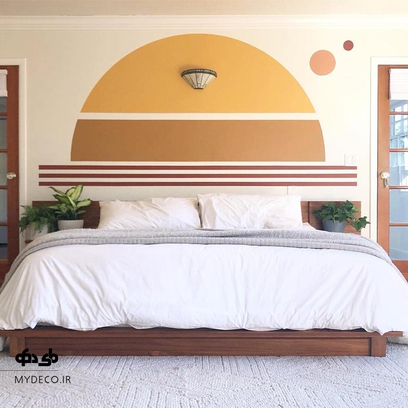 ایده رنگ اتاق خواب