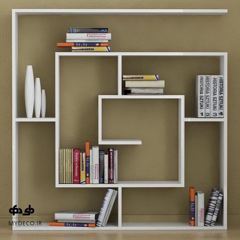 طراحی خاص کتابخانه در دکوراسیون داخلی