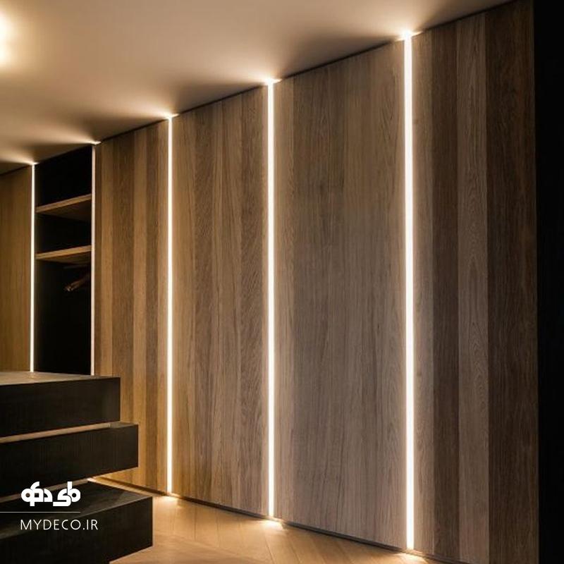 انواع نورپردازی در دکوراسیون داخلی